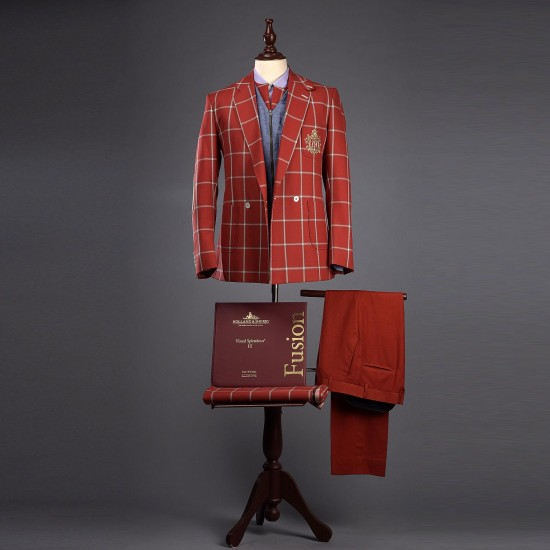 HOLLAND AND SHERRY JACKET